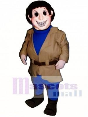 Happy Hank Mascot Costume People