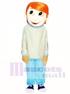 Boy Mascot Costume People