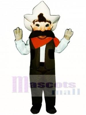 Wrangler Mascot Costume People