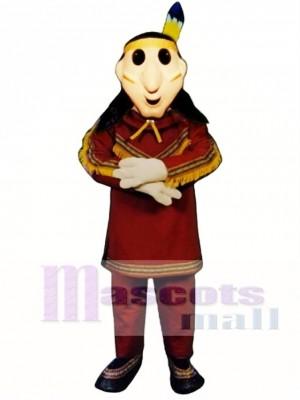 Brave Mascot Costume People