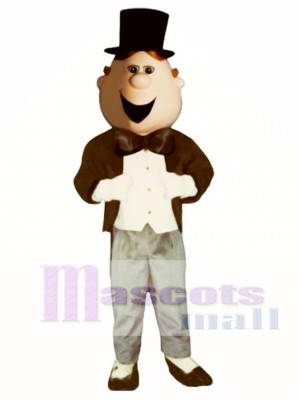 Dudley Dude Mascot Costume People