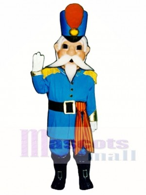 Baron Von Schnitzell Mascot Costume People