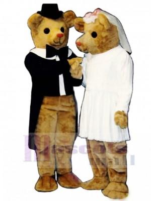 New Bearnice Bear Mascot Costume Animal