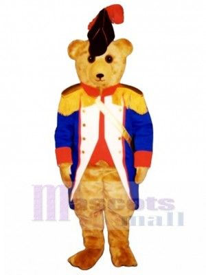 Philippe Duebear Bear Mascot Costume Animal