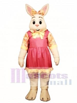 Cute Easter Alice Bunny Rabbit Mascot Costume Animal
