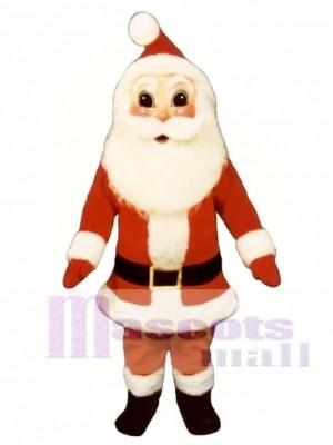 Santa Claus Mascot Costume Christmas Xmas