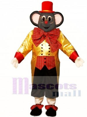 Holiday Mouse Christmas Mascot Costume Animal