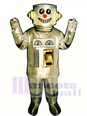 Robot Mascot Costume