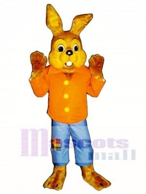 Cute Easter Bramble Bunny Rabbit Mascot Costume Animal