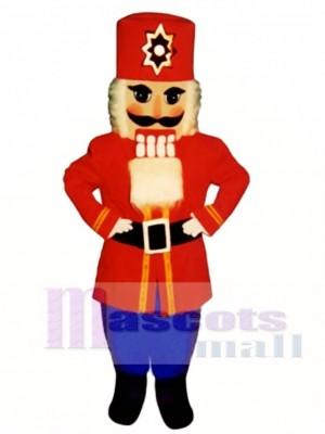 Nutcracker Christmas Mascot Costume Christmas Xmas