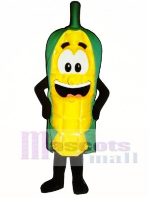 Cornie Corn Mascot Costume Vegetable
