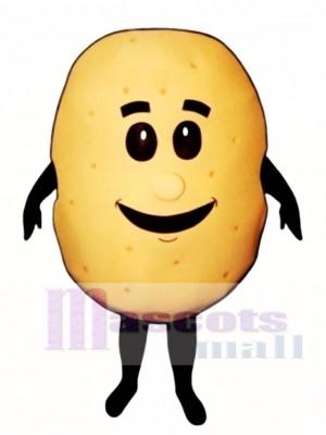 Baked Potato Mascot Costume Plant