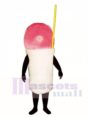 Cool Drink Mascot Costume