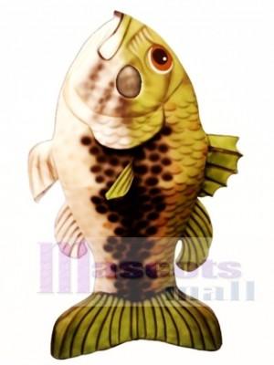 Large Mouth Bass Fish Mascot Costume Animal