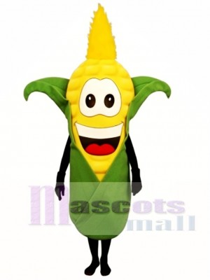 Husky Corn Mascot Costume Vegetable