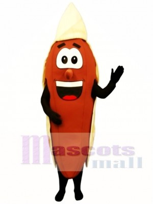 Tamale Mascot Costume