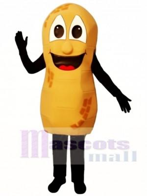 Umpire Peanut Mascot Costume Plant