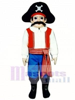 Pirate Mascot Costume People