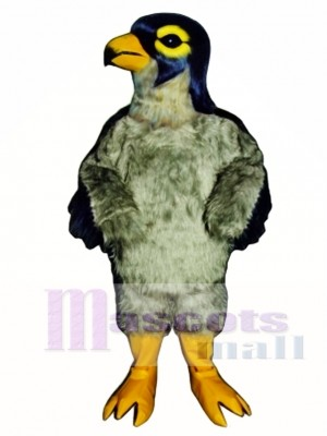Cute Hawk Mascot Costume Animal