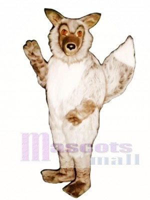 Cute Wild Wolf Mascot Costume Animal