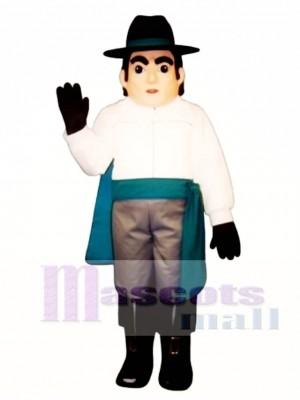 Raider Mascot Costume People
