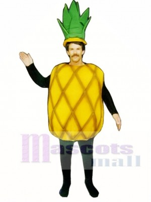 Pineapple Mascot Costume Fruit