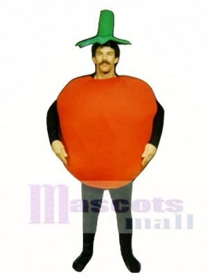 Tomato Mascot Costume Vegetable
