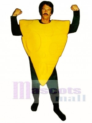 Big Cheese Mascot Costume