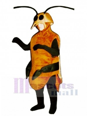 Cockroach Mascot Costume Insect