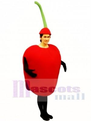 Cherry Mascot Costume Plant