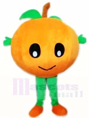 Baby Orange Mascot Costumes Fruit Plant
