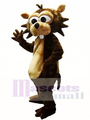 Brown Squirrel Mascot Costume Forest Animal Mascot Costumes Animal