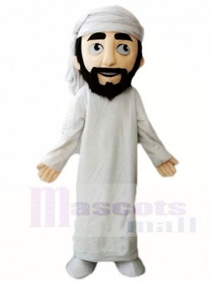 Arabian Man Mascot Costumes People