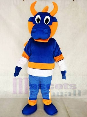 Sparky the Dragon Mascot Costumes