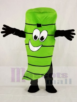 Mint Green Cyclone Hurricane Tornado Mascot Costumes