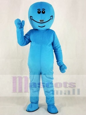 Mr Meeseeks and Destroy from Rick & Morty Mascot Costumes Cartoon
