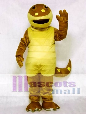 Billy Salamander Mascot Costume Animal