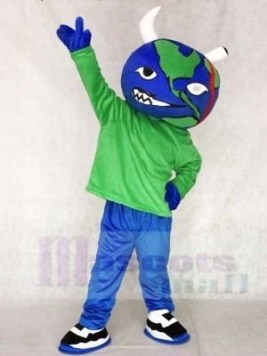 Kruel World Clothing Globe the Earth Mascot Costumes Animal