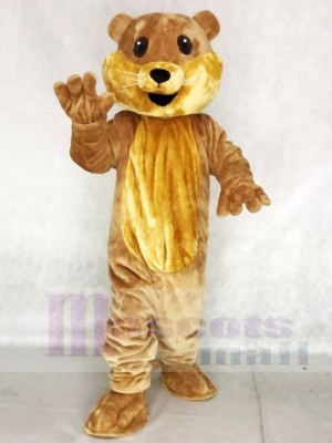 Cute Ollie Otter Mascot Costumes Animal