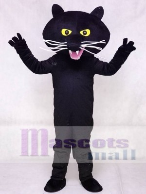 Black Panther Mascot Costume Animal