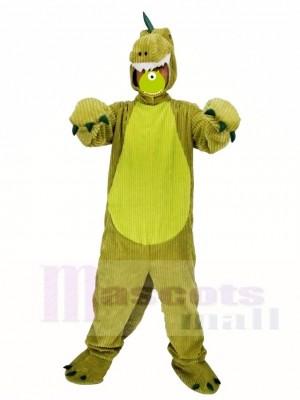 Green Dinosaur Pajamas Pyjama Mascot Party Halloween Christmas Xmas Costumes