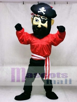 Pirate Mascot Costumes People