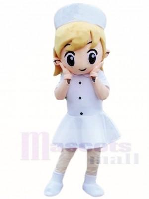 Nurse for Hospital Mascot Costumes People
