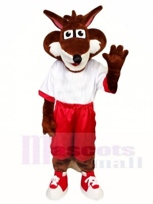Red Fox Mascot Costumes Animal