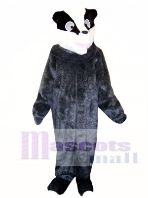 High Quality Adult Badger Mascot Costume Animal