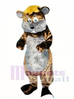 Chipmunk Mascot Costume Animal