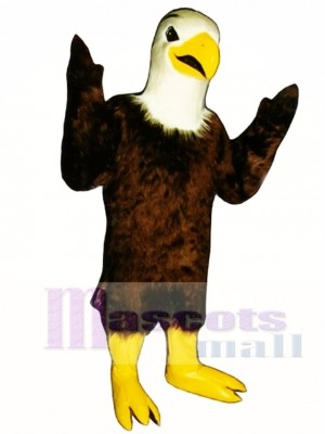 Cute U.S. Eagle Mascot Costume Animal