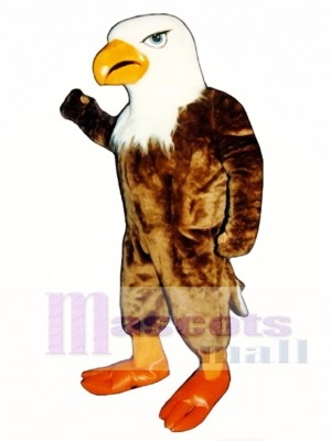 Cute Arnold Eagle Mascot Costume Animal