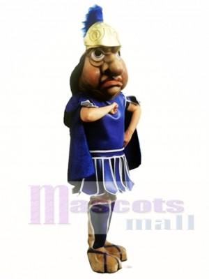 Trojan Mascot Costume People