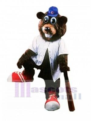 Beaver Mascot Costume Animal